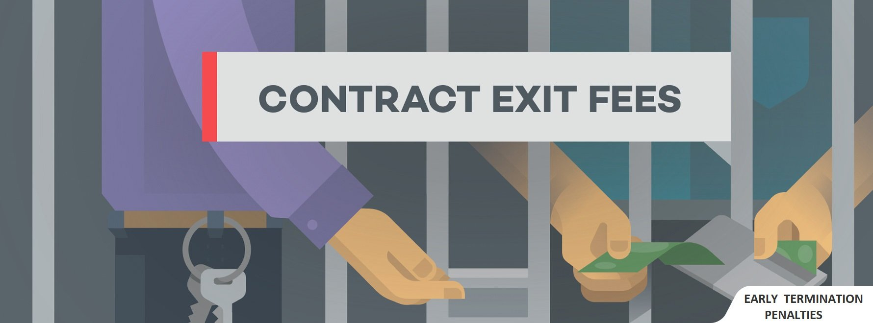 Contract Exit Fees | No Contract Credit Card Processing