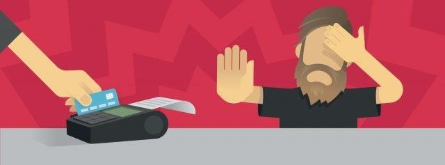 EMV Swipe the dangers of swiping a chip card