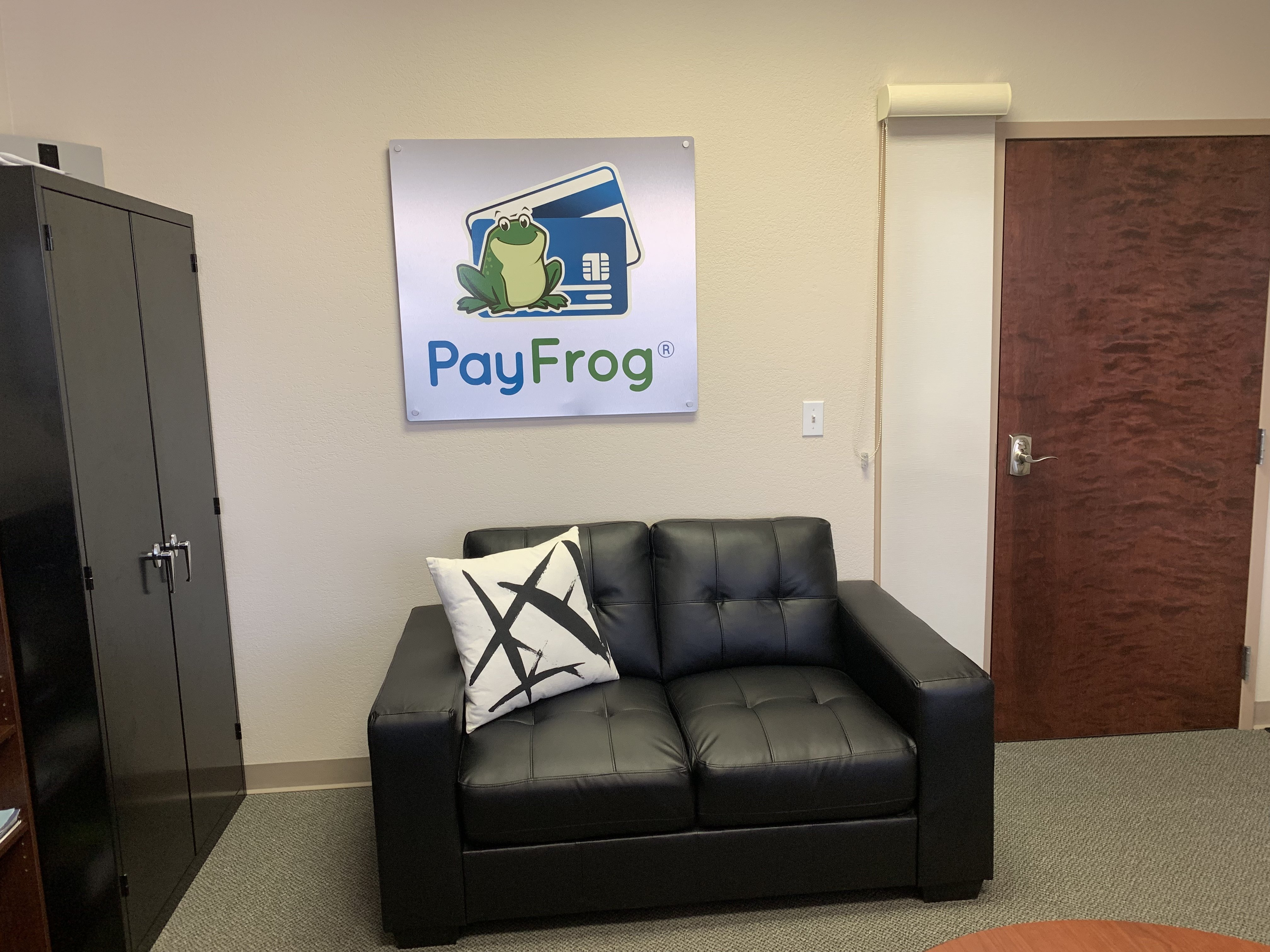 payfrog's new office