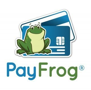 PayFrog Trademark Logo