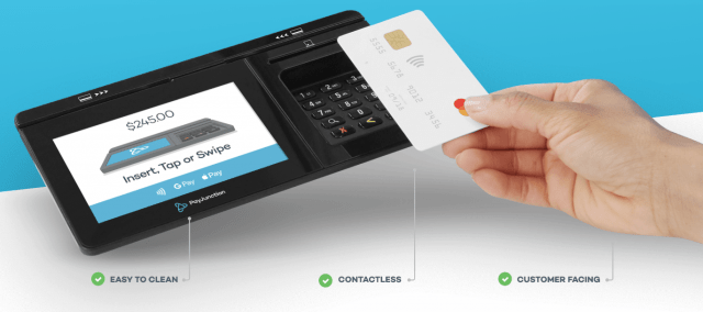 covid19-contactless payments