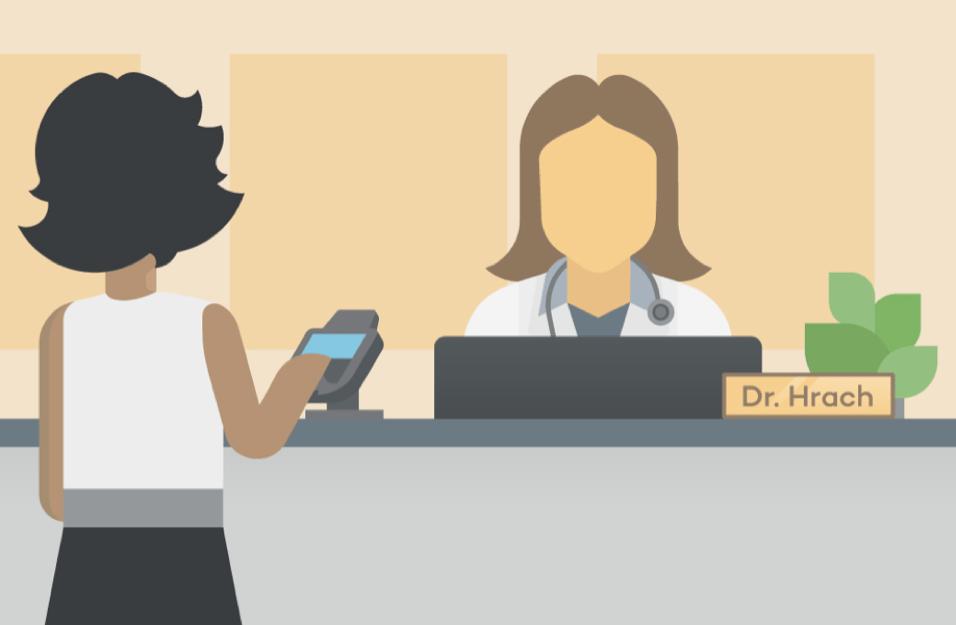Dr. office transaction