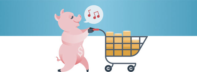 credit card minimums pig