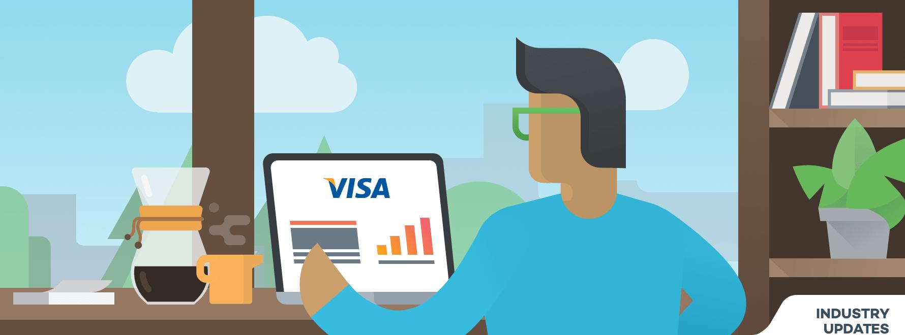 visa merchant services credit card rates
